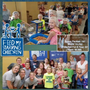 Feed My Starving Children Small 8-17