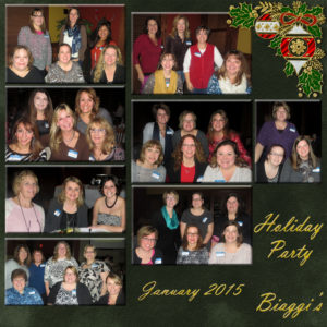 Holiday Party Collage 2015 No Logo